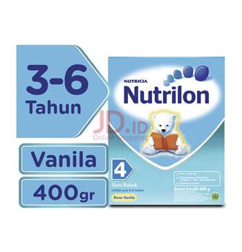 Nutrilon 4 Vanilla - 400gr