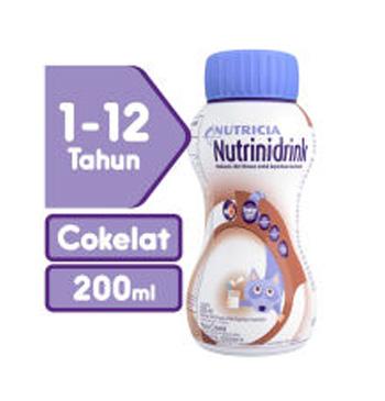 Nutrinidrink Coklat - 200ml