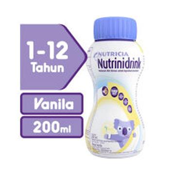 Nutrinidrink Vanilla - 200ml