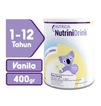 Nutrinidrink Vanilla - 400gr