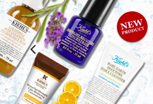 Promo Kiehl's - New Product: Kiehl's To Go Free 5 Sample