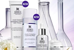 Promo Kiehl's - Clearly Corrective