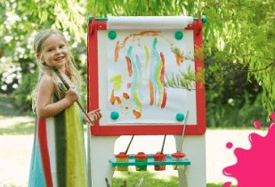 ELC New Starbuy: Junior Artist In The Making Discount Up To 30%