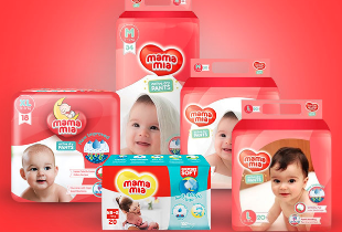 Brand Launching Mamamia Diapers Up To 15% Off + Ekstra Diskon 5% Off