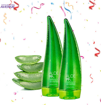 Holika Aloe 99% Soothing Gel 250ml