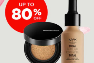 Beauty Fair Up To 80% Off	Cashback s/d 75rb ke Koin Shopee
