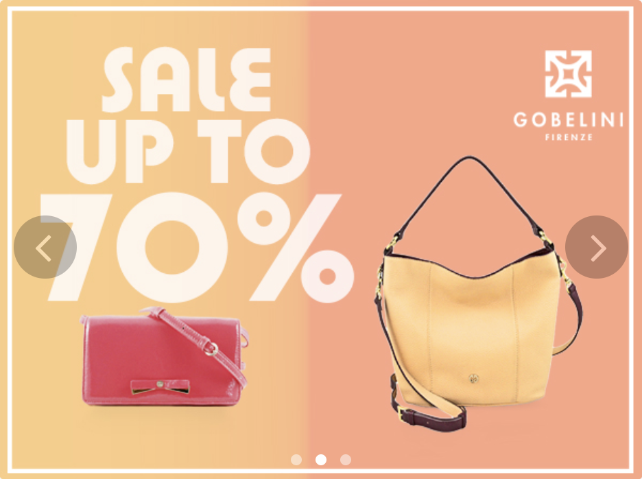 Gobelini Fienze Diskon Up to 70%