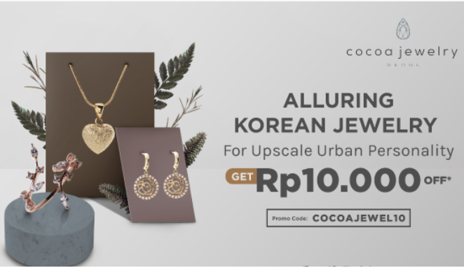 Korean Jewelry Diskon 10rb All Item