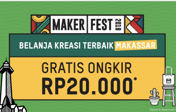 Beli Produk Asli Makassar Gratis Ongkir Ke Seluruh Indonesia