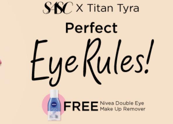 FREE Make Up Remover Setiap Beli SASC Eyebrow & Eyeliner