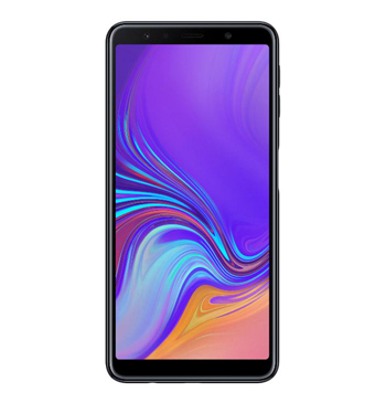 Preorder - Galaxy A7 Black