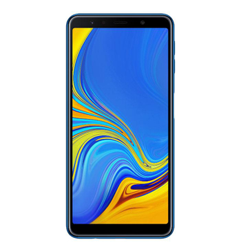 Preorder - Galaxy A7 Blue