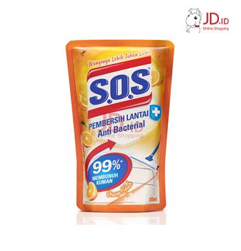 SOS Pembersih Lantai
