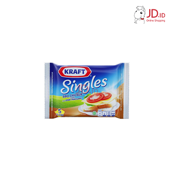 KRAFT Singles Barbeque