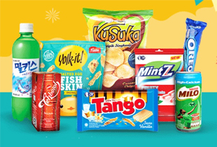 Snack & Beverage Festival Up To 63%