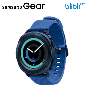 Gear Sport Smartwatch - Blue