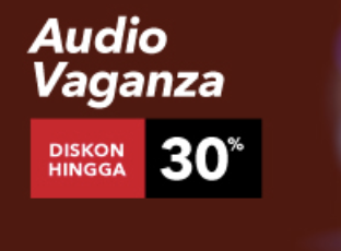 Diskon 30% Earphone Edifier