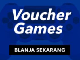 E-Voucher  Aplikasi & Game Hemat 20%