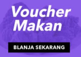 blanja.com Diskon 47% Voucher Makan