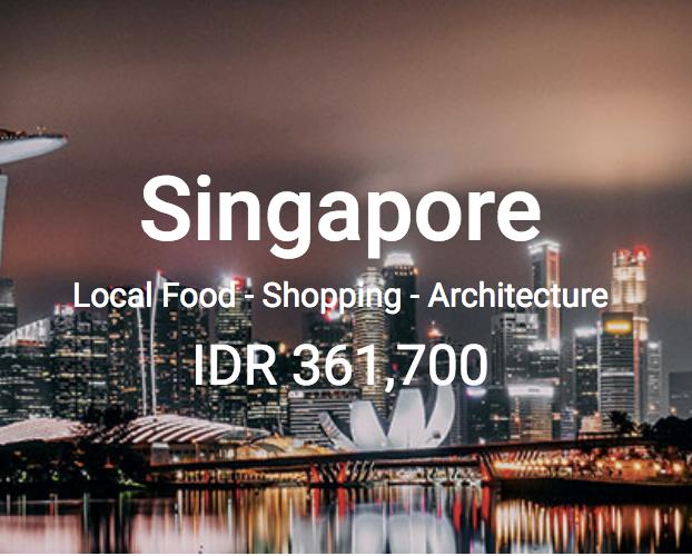 AirAasia Pergi Ke Singapore Hanya 361rb