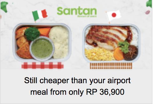 Air Asia Promo Makanan Pesawat Murah