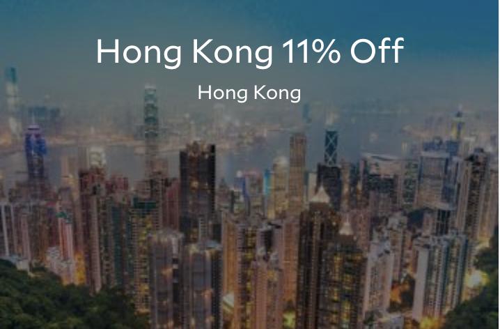 Agoda Voucher - Hotel Murah di Hong Kong Diskon 11%