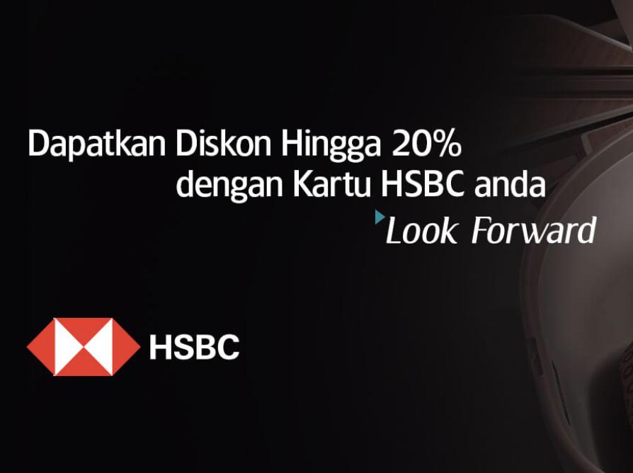 Diskon Sampai 2jt Bayar Tiket Dengan CC HSBC