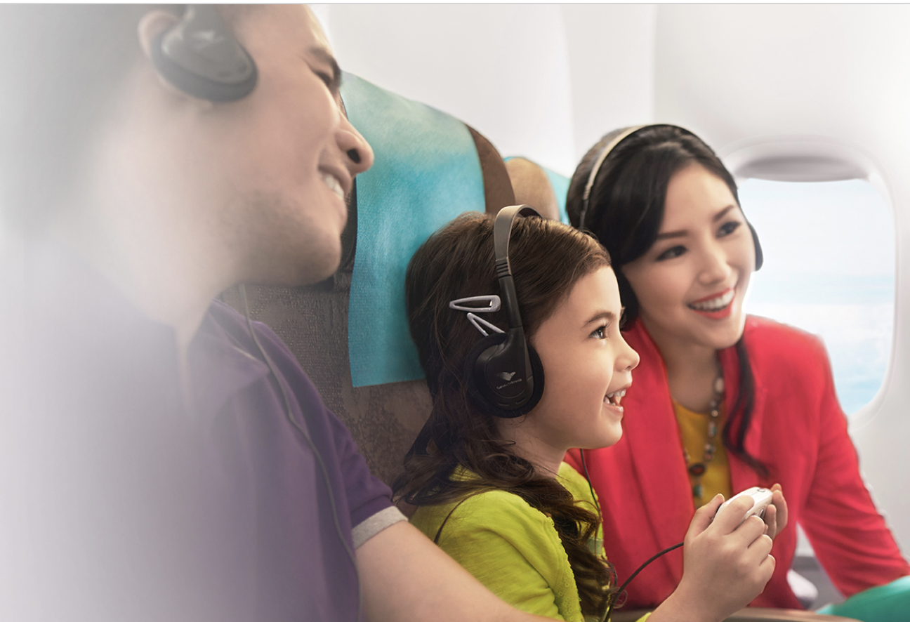 Garuda Promo Diskon 20% Fasilitas Concordia Lounge