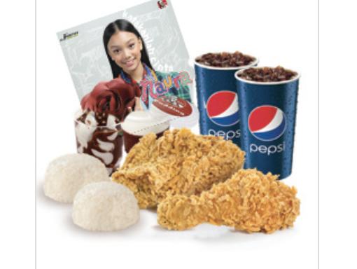 KFC Paket Superstar Hanya 50 ribu