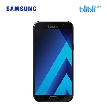 Galaxy A7 Hitam - 32GB