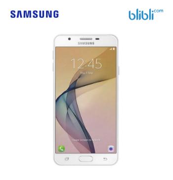 Galaxy J7 Prime White Gold