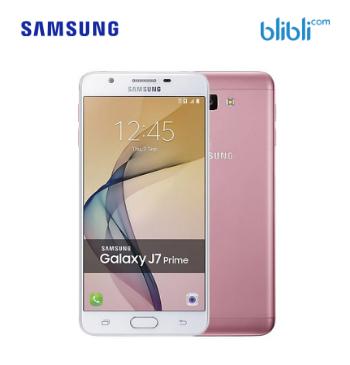 Galaxy J7 Prime Pink Gold