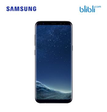 Galaxy S8+ Midnight Black
