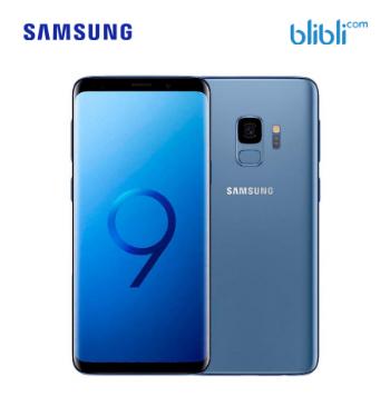 Galaxy S9 Coral Blue - 64GB