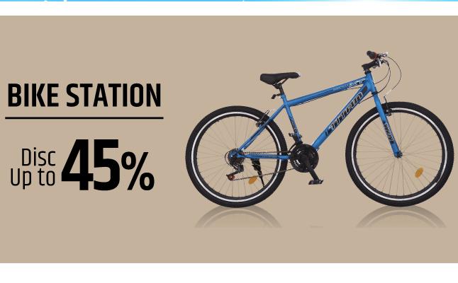 Diskon Sepeda 45%