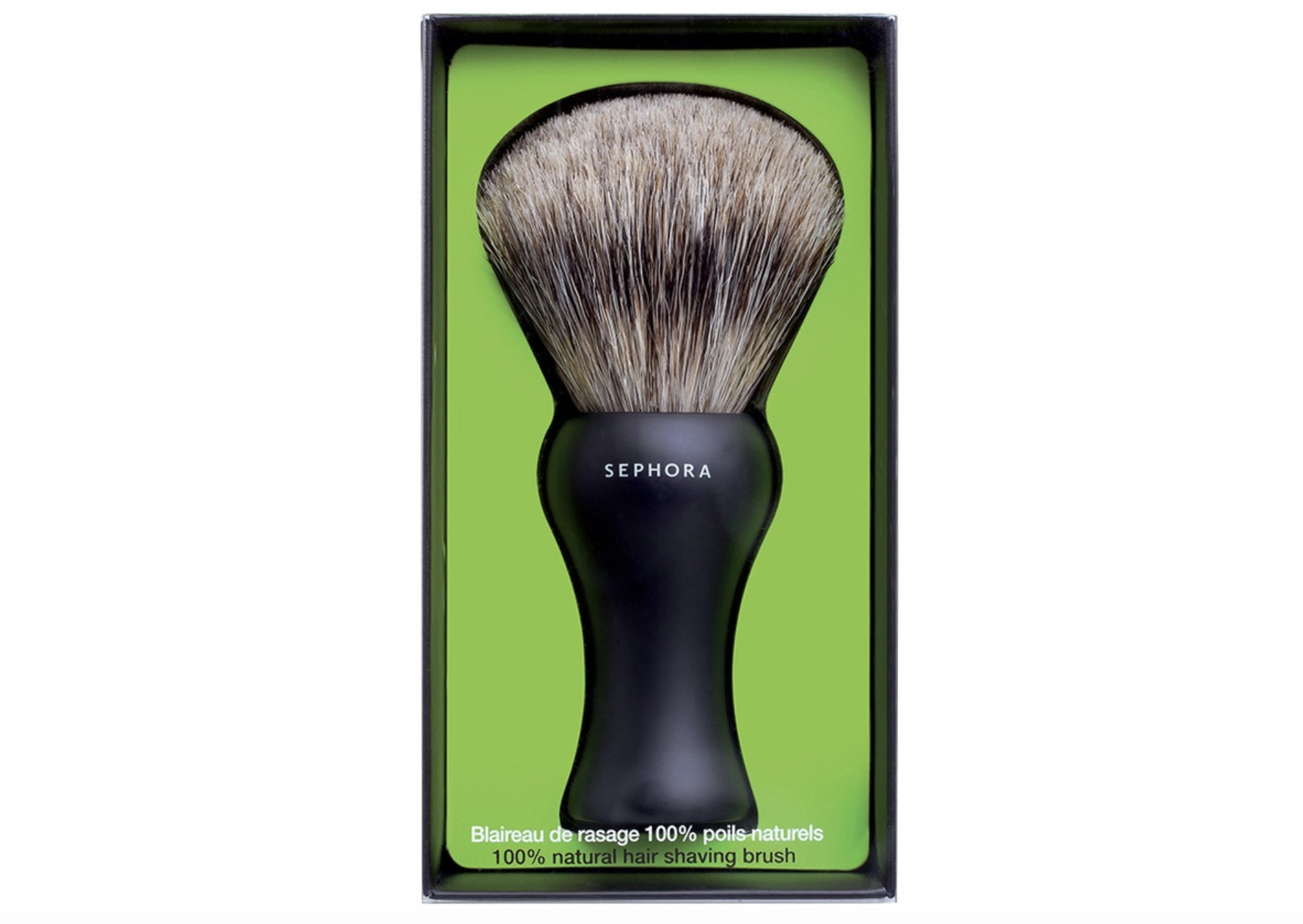 Sephora Shaving Brush Diskon 40%