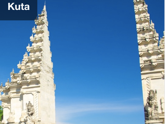 Liburan ke Kuta Bali 3D2N Mulai 1.4jtan