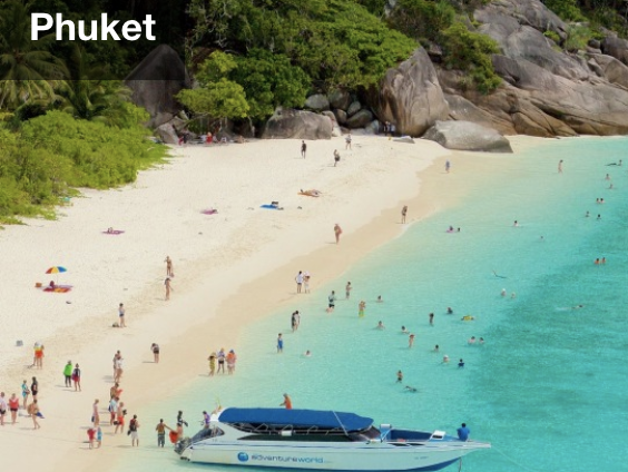 Liburan Ke Phuket Hanya 4.6jtan