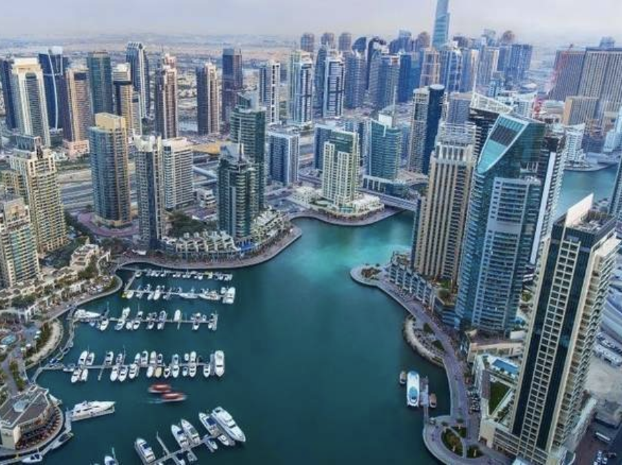 Menginap di Dubai Yang Modern Hanya 300rban Per Malam