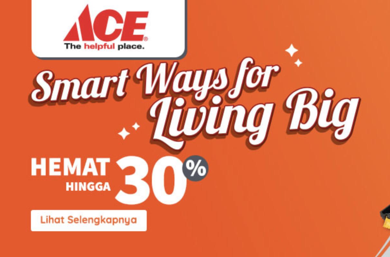 Pilihan Organizer Rumah Diskon 30% Dari Ace Hardware