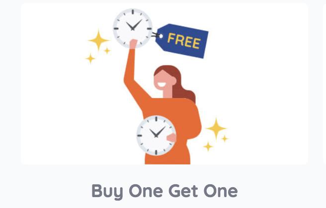 Buy 1 Get 1 Perabotan Rumah Fungsional