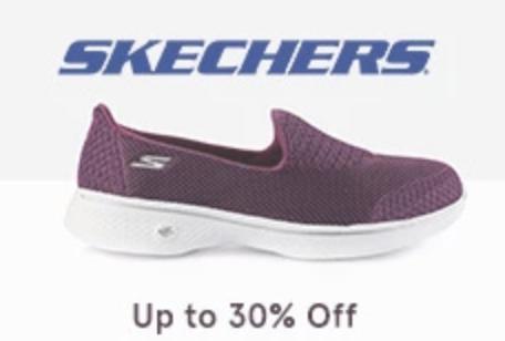 Olahraga Dengan Sepatu Skecher Diskon 30%