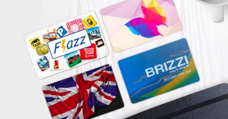 Flazz Card Custom