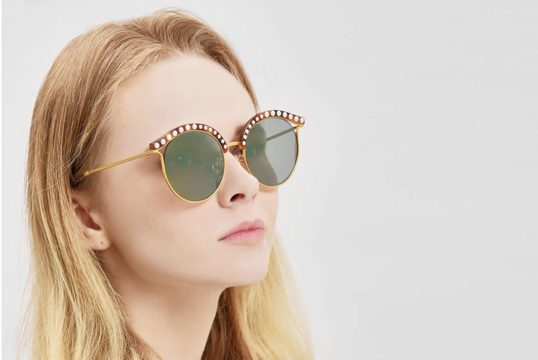 Promo Charles & Keith Diskon 26% Sunglasses