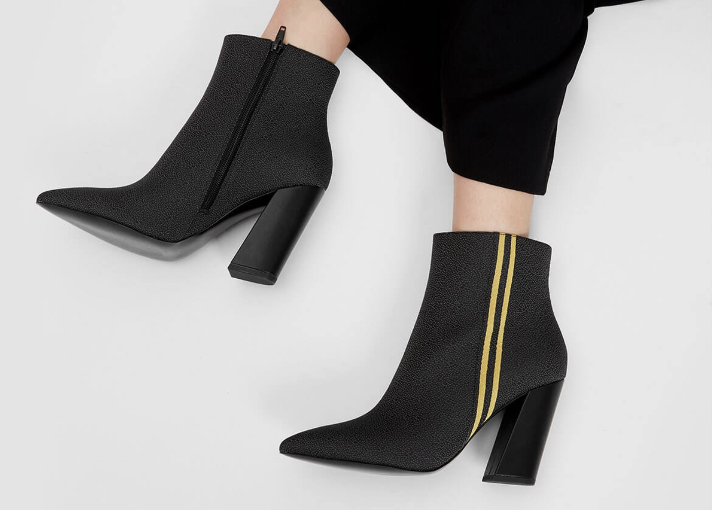 Heel Boots Diskon 20%