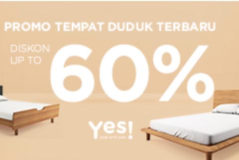 Fabelio Promo Furniture Kamar Tidur Murah Diskon Hingga 60%