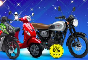 Promo Motor Bulan November Extra Diskon 500rb