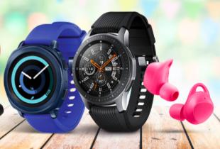 Promo Samsung Gear Histeria Diskon Hingga 5%