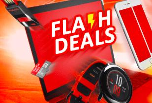 Flash Deals 2X Sehari - Penawaran Terbaik, Waktu Terbatas!