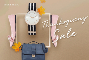 Massilca: Thanksgiivng Sale All Discount 70% +  Ekstra Diskon 30%